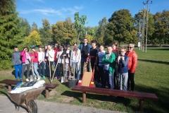 Zdjęcie z akcji Drzewo Fanciszka
