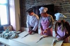 Zdjęcie z naszej podróży kulinarnej
